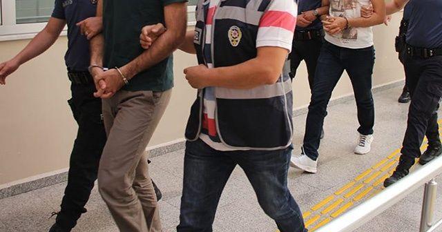 Ankara merkezli 8 ilde  FETÖ operasyonu: 35 gözaltı kararı