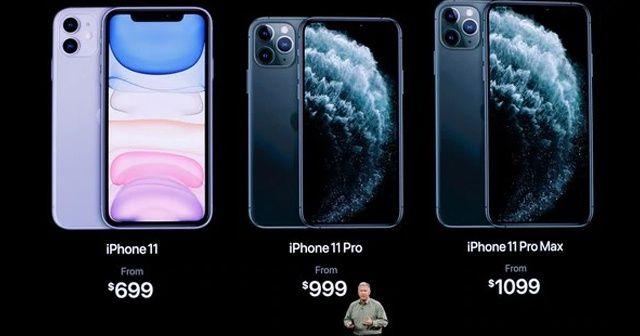 Apple 3 yeni iPhone modeli tanıttı | iPhone 11 fiyatı ne kadar ne zaman çıkacak?