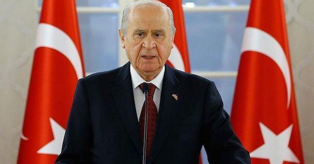 Bahçeli: Anaların HDP'den hesap sorması önemli bir gelişmedir