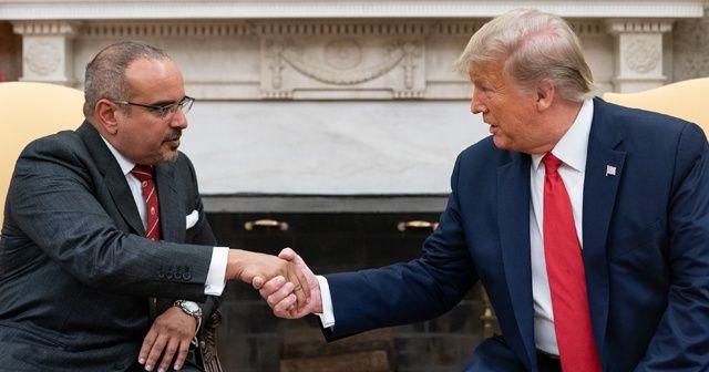 Bahreyn'in parası Trump'ın diline takıldı: Bu çok fazla size