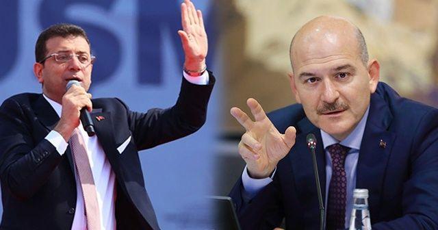 Bakan Soylu'dan İstanbul'a kayyum atama iddialarına cevap