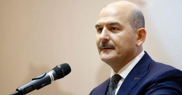 Bakan Soylu: Ülkemizdeki Suriyeli sayısı 3,5 milyonu aştı