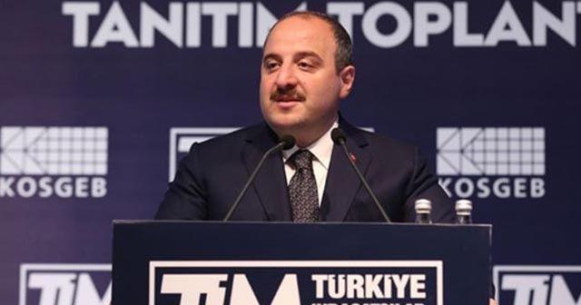 Bakan Varank'tan KOBİ'lere destek müjdesi