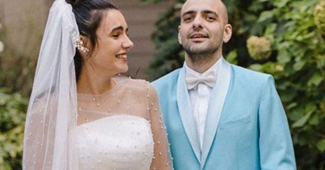 Bartu Küçükçağlayan ile Merve Özgüle evlendi