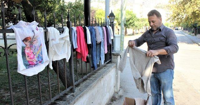 Bursa'da güzel insanların yaşadığı örnek mahalle