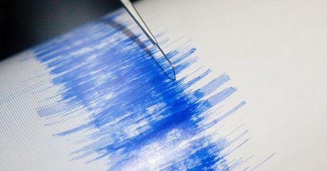Bursa'da korkutan deprem | Son depremler Kandilli