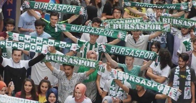 Bursaspor'a destek büyüyor