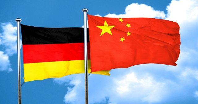 Çin Almanya'ya nota verdi