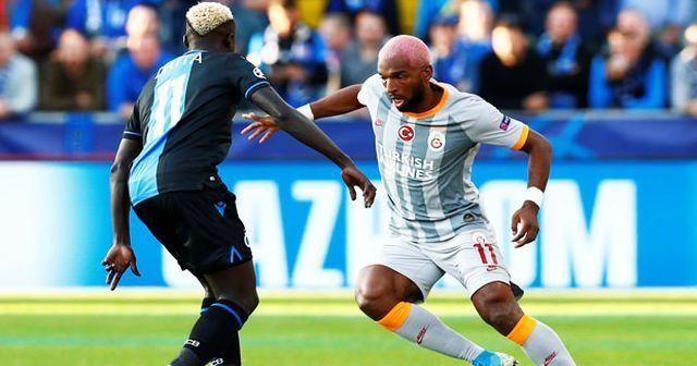 Club Brugge Galatasaray maçı kaç kaç bitti?