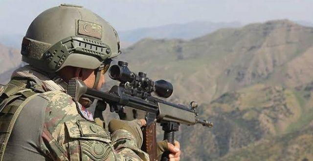 Çukurca'da operasyon: 2 terörist etkisiz hale getirildi