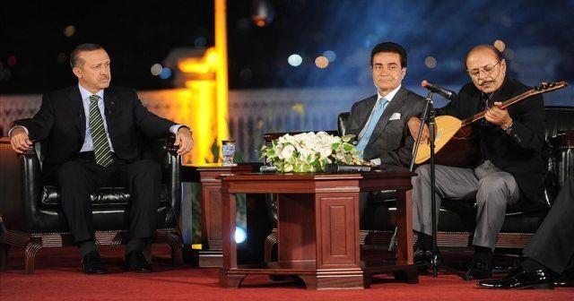 Cumhurbaşkanı Erdoğan'dan 'Neşet Ertaş' paylaşımı