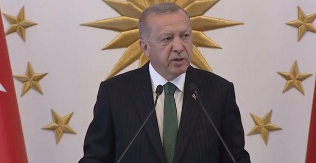 Cumhurbaşkanı Erdoğan'dan whatsapp talimatı: Ortak grup kurulacak