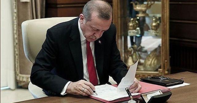 Cumhurbaşkanı Erdoğan imzaladı: 9 bölge 'hassas alan' ilan edildi