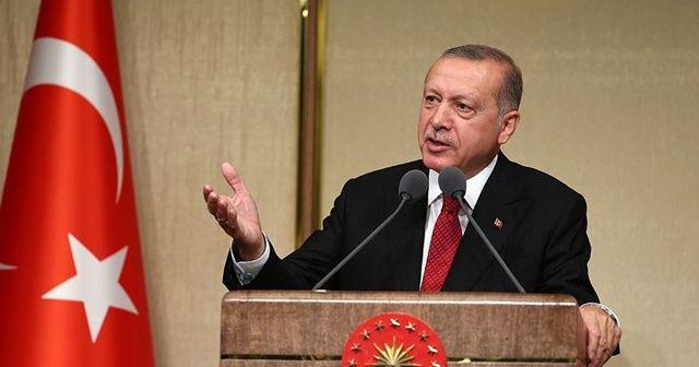 Cumhurbaşkanı Erdoğan: 'Ülkemizin yeni bir göç dalgasını göğüslemesi artık mümkün değildir'