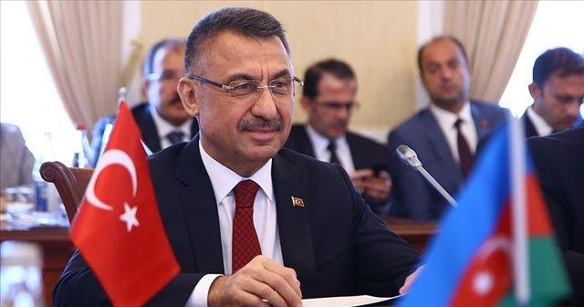 Cumhurbaşkanı Yardımcısı Oktay: Azerbaycan ile Tercihli Ticaret Anlaşması'nı bu yıl imzalayacağız