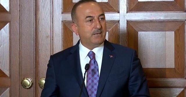 Dışişleri Bakanı Çavuşoğlu: İşbirliğinden sonuç çıkmazsa bu bölgelere gireriz