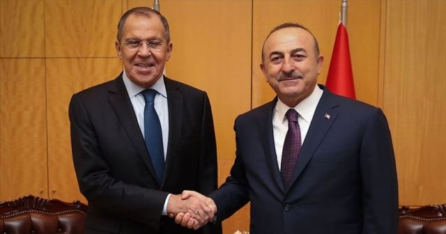 Dışişleri Bakanı Çavuşoğlu'ndan kritik telefon görüşmesi