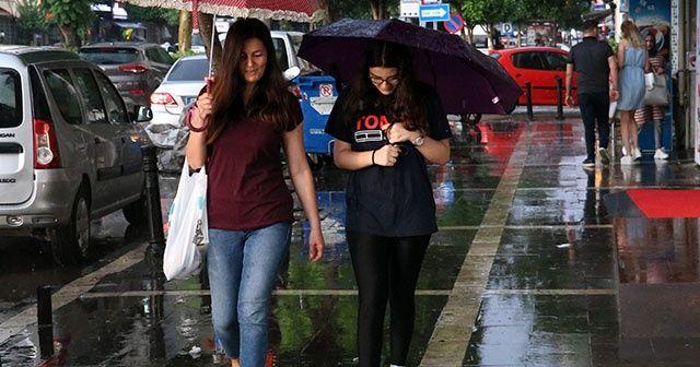Doğu'da 4 ilde sağanak yağış uyarısı