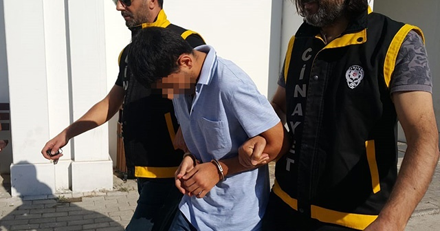 Doktoru bıçaklayan şüpheli tutuklandı