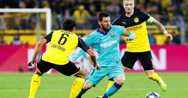 Dortmund, Barca'yı salladı ama yıkamadı