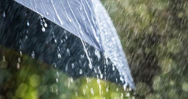 Ege'de gök gürültülü sağanak yağış uyarısı