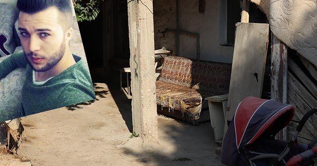 Evin bahçesindeki kanepede ölü bulundu