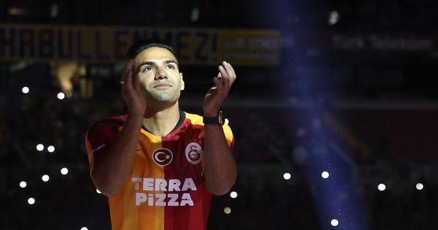 Falcao Galatasaray'ı seçme nedenini açıkladı