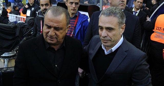 Fatih Terim ve Ersun Yanal dev derbide 3. kez rakip