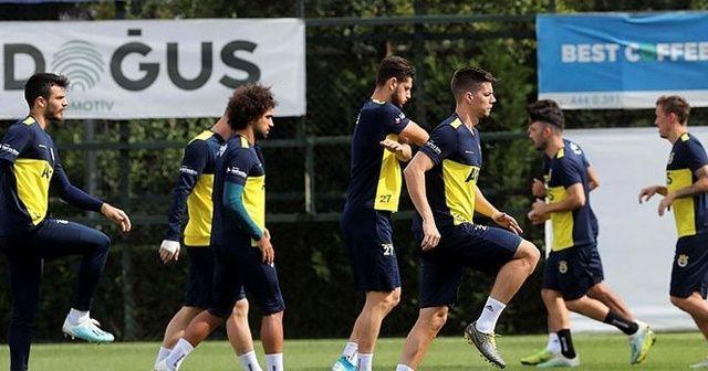 Fenerbahçe'nin Alanya kadrosu belli oldu