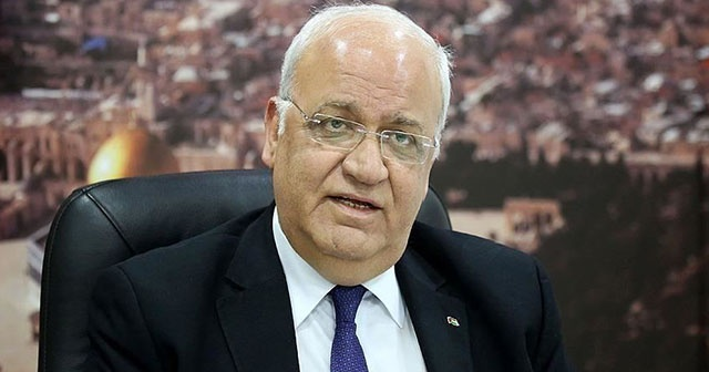 Filistinli yetkililerden 'ilhak olursa barış süreci biter' açıklaması