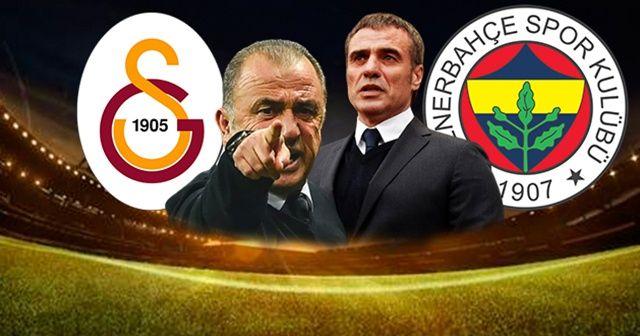 Galatasaray Fenerbahçe Maçı özeti! GS FB maçı kaç kaç bitti?