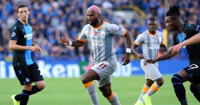 Galatasaray Şampiyonlar Ligi'ne 1 puanla başladı