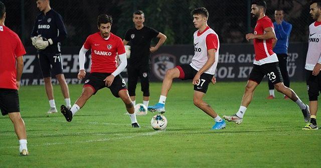 Gazişehir Gaziantep'te Beşiktaş hazırlıkları sürüyor