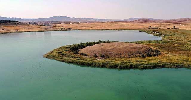 Hafik Gölü turizme kazandırılacak