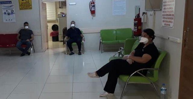 Hastalık alarmı! Hastane karantina altına alındı