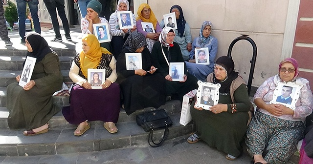HDP önünde eylem yapan ailelerin sayısı 23'e yükseldi