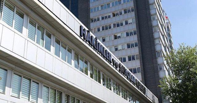 HSK'den yeni atamalar: Yargıtay'a 8, Danıştay'a 3 yeni üye seçildi