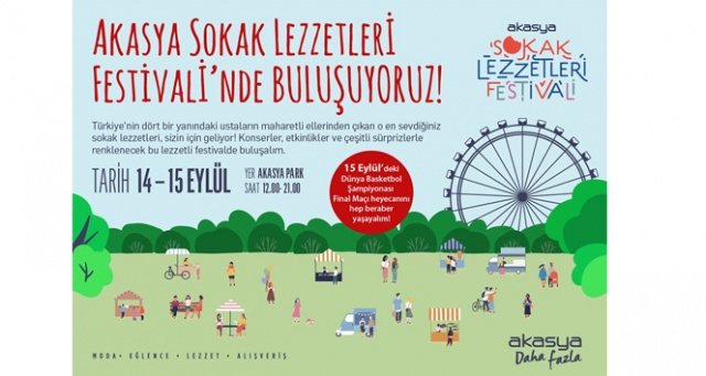 İstanbullular için Sokak Lezzetleri Festivali'ni yeniden düzenliyor