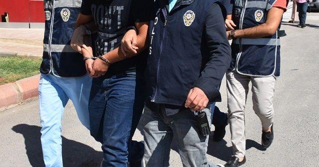 İzmir'de terör örgütü PKK operasyonu: 7 gözaltı