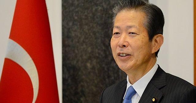 Japonya Komeito Partisi Genel Başkanı Yamaguchi: Meclisimizde Türkçe bilen milletvekilleri var