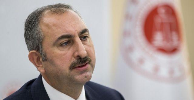Adalet Bakanı Gül'den nafaka açıklaması