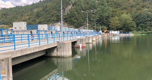 Karabük'te barajda ceset bulundu