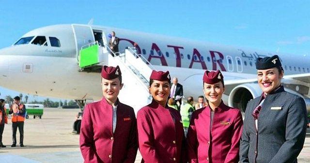 Katar Havayolları 13 bin lira maaşla hostes arıyor