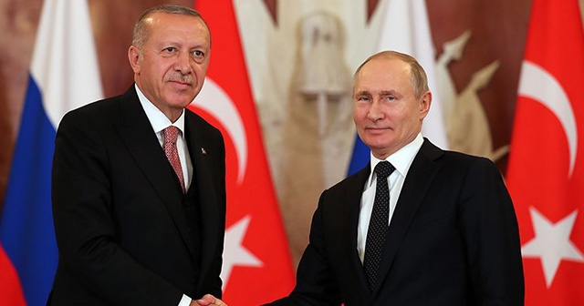 Kremlin'den Cumhurbaşkanı Erdoğan-Putin görüşmesi öncesi açıklama