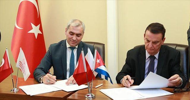 Küba ile sağlıktaki iş birliği ticarete de ilaç olacak