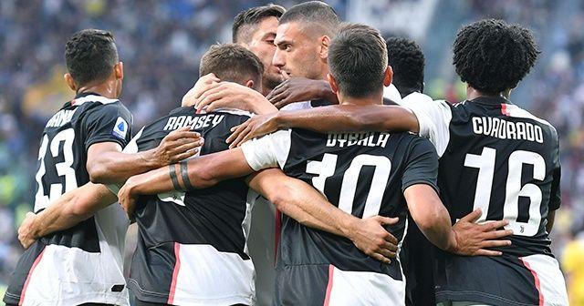 Merih Demiral ilk maçına çıktı, Juventus evinde galip