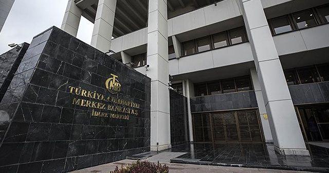 Merkez Bankası dolar kuru beklentisini yükseltti