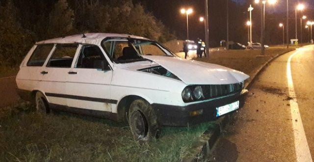MHP'li ilçe başkanı kazada yaralandı