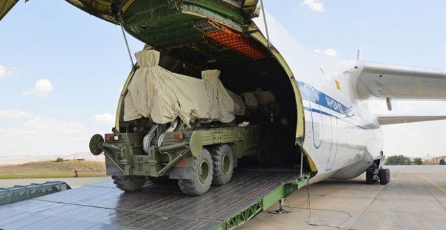 Milli Savunma Bakanlığı: S-400'ün ikinci batarya intikali tamamlandı