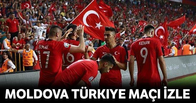 Moldova Türkiye maçı canlı izle TRT1 HD | Milli maç saat kaçta? Moldova Türkiye arasında kritik mücadele